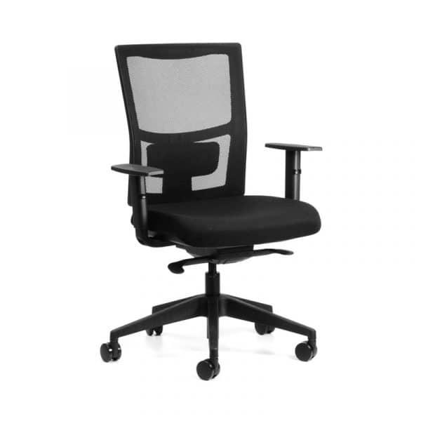 black mesh chair for office