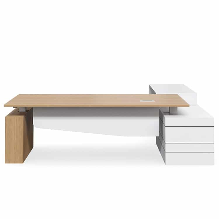 office desk - long